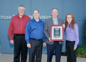 ADL Insulflex 300x218 ADL Insulflex, Inc. wins Gold Link Supplier award from Parker Hannifin