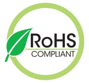 RoHS Compliant Badge 300x280 Competitive Advantage